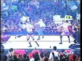 The Rock Returns To WWE Raw (2004) - WWE Wrestling Fight Fighting Match Dwayne The Rock Johnson