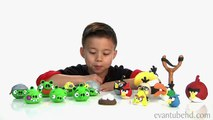 Angry Birds Clay Figures - Sculpey (UPDATED) The Ultimate Collection