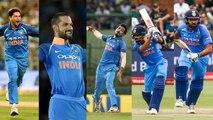 India Vs England 1st ODI: Rohit Sharma, Kuldeep Yadav, Virat Kohli, 5 Heroes of India Win | वनइंडिया