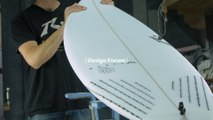 A Surfboard Tailored for San Diego Slabs and Sandbars | Design Forum: The SD by Rusty Surfboards