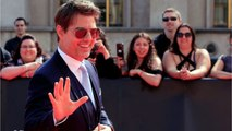 'Tom Cruise Brings Latest Mission Impossible Film To Paris