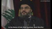 Hezbollah at War (1) : Hassan Nasrallah warns Israel before July 2006 War