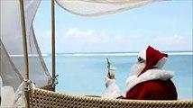 Un invité spécial aperçu ce matin. Il n'avait pas l'air pressé. Toute l'équipe du LUX* Saint Gilles vous souhaite un joyeux et lumineux Noël.Prise de vue : La