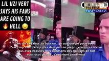 """LIL UZI VERT dit la vérité a ses Fans """"Vous irez tous en ENFER avec moi"""" (KILLUMINATY SMG)"""