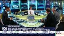 Le Club de la Bourse: Julien Nebenzahl, Thomas Vlieghe, Vincent Juvyns et Andrea Tueni - 12/07