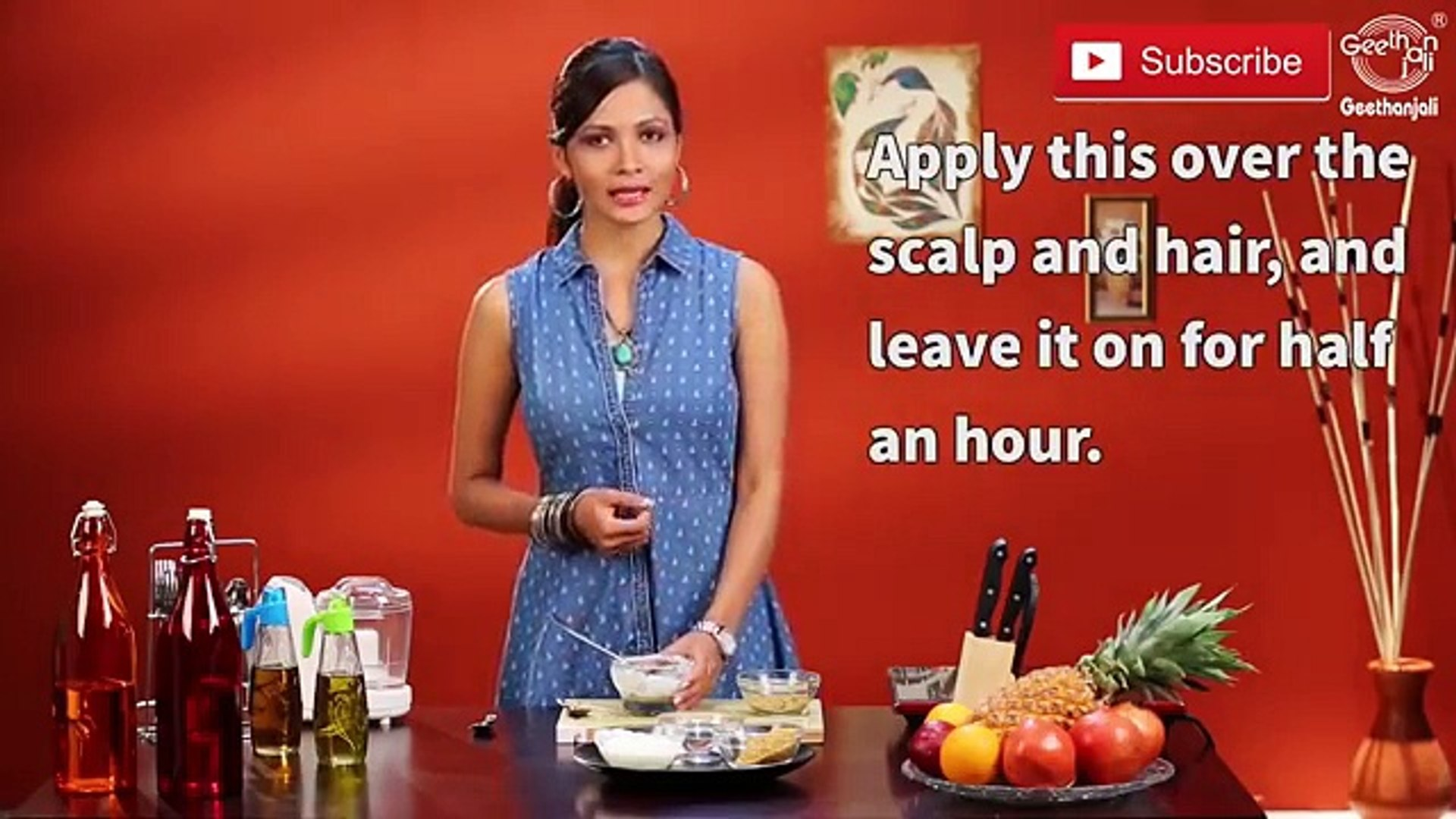 Hair Care Tips _ Top 30 Simple Home Remedies to Maintain Healthy Hair at Home _  Long Shiny Hair