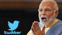PM Modi के Twitter पर Followers की भारी गिरावट, 3 Lakhs तक हुए कम | वनइंडिया हिंदी