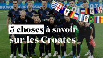 """""""Les Flamboyants"""" : 5 choses à savoir sur l'équipe de Croatie"""
