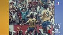 Histoire de foot - Coupe du monde 1970