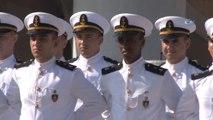 Milli Savunma Üniversitesi Deniz Harp Okulu Öğrencilerinin Açık Deniz Eğitimi Başladı