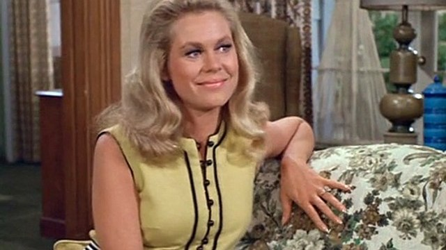 Bewitched S5 E10 - Samantha Loses Her Voice