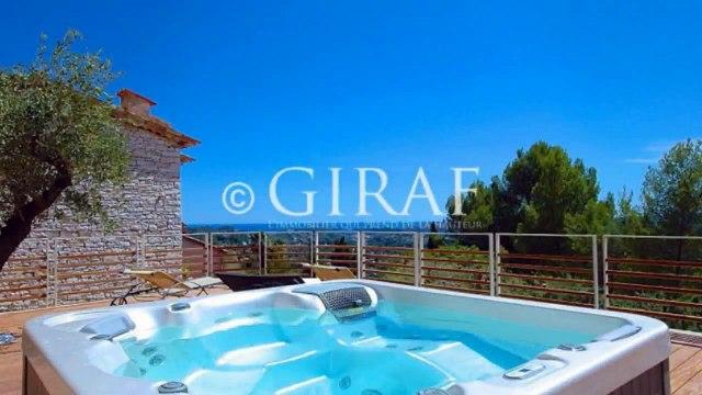 A vendre - Maison/villa - St paul de vence (06570) - 3 pièces - 100m²