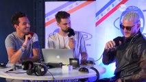 DJ Snake en interview dans le studio de Fun Radio à l'EMF