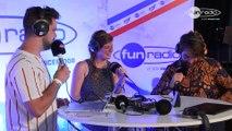 Oliver Heldens en interview dans le studio de Fun Radio à l'EMF