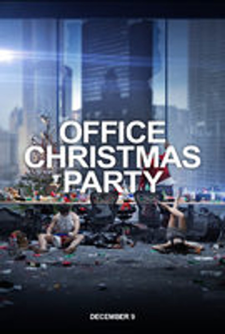 Office Christmas Party Movie.Office Christmas Party
