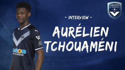 L'interview d'Aurélien Tchouaméni !