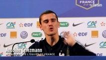 """""""On s'en fout !"""" : Griezmann répond vertement aux critiques des joueurs belges"""