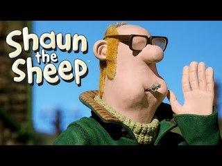 The Shepherd - Shaun the Sheep