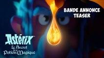 Asterix le secret de la potion magique - bande annonce teaser - Alexandre Astier