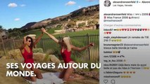 PHOTOS. Chaleur ! Les photos de vacances les plus sexy d'Alexandra Rosenfeld