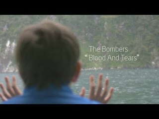 The Bombers - Blood And Tears (Lyric Video)