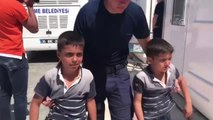 Adada Mahsur Kalan Kaçaklar İçin Kurtarma Operasyonu (6)