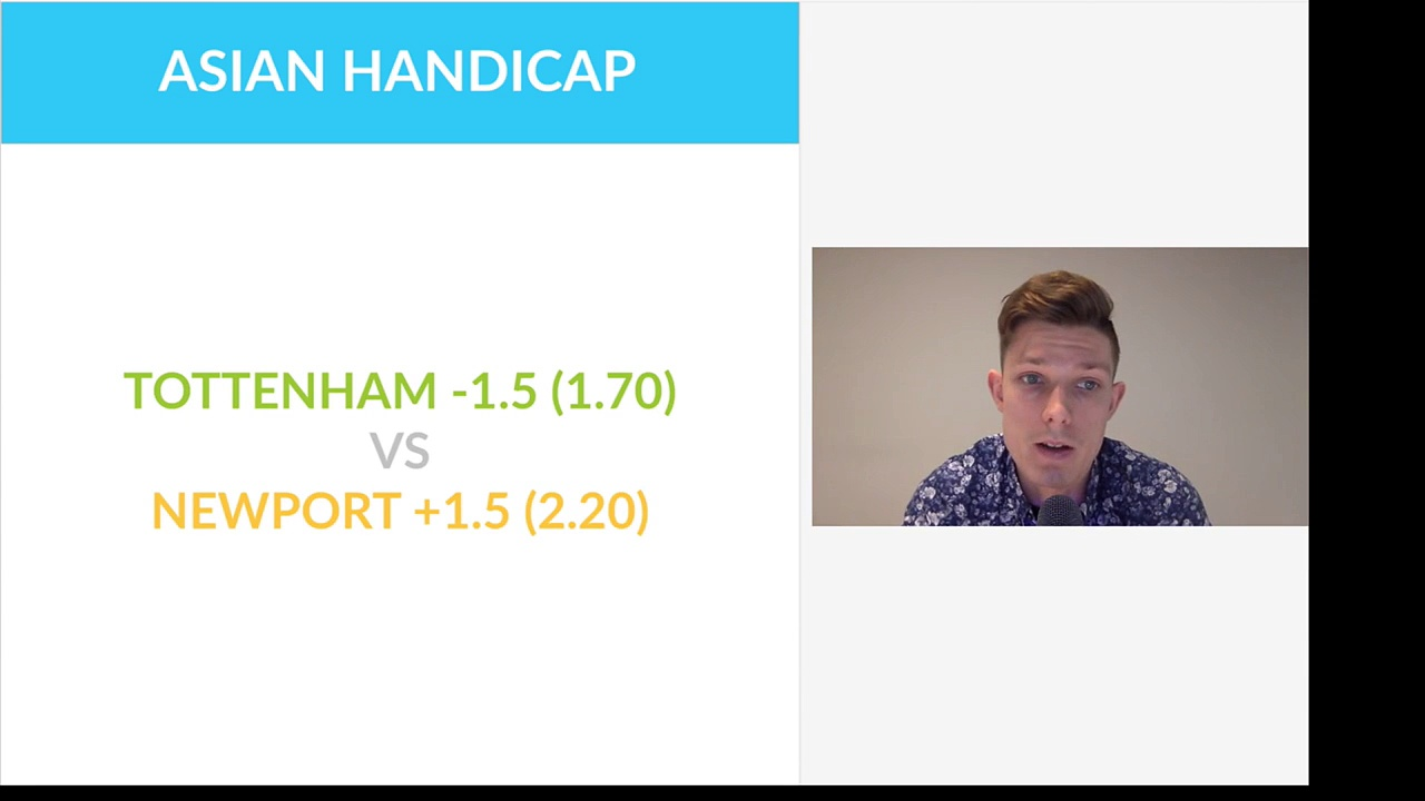 Half Goal Asian Handicap in Sports Betting Explained