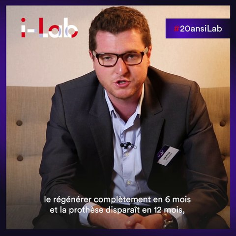[Les lauréats en boite] Julien Payen, co-fondateur de Lattice Medical