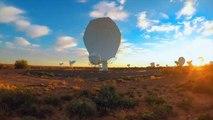 Blick zu den Sternen: Stärkstes Radioteleskop der Südhalbkugel eingeweiht