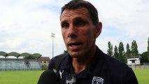 Gustavo Poyet réagit après Bordeaux-GFC Ajaccio