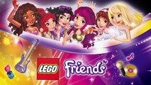 Lego Friends | 41106 | Pop Star Tour Bus | 3D Review