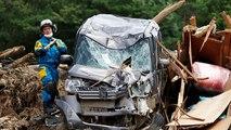 Ιαπωνία: 179 νεκροί από τις πλημμύρες και τις κατολισθήσεις