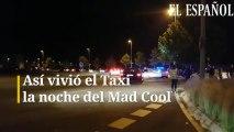 Así vivió el Taxi la noche del Mad Cool