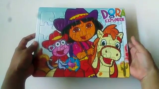 Dora Explorer Puzzle ♥ Puzzles for Dora the Explorer ♥ Dora Explorer Games