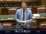 Lorenzo Fioramonti - Risposta su salvaguardia della cultura e patrimonio italiano - MoVimento 5 Stelle