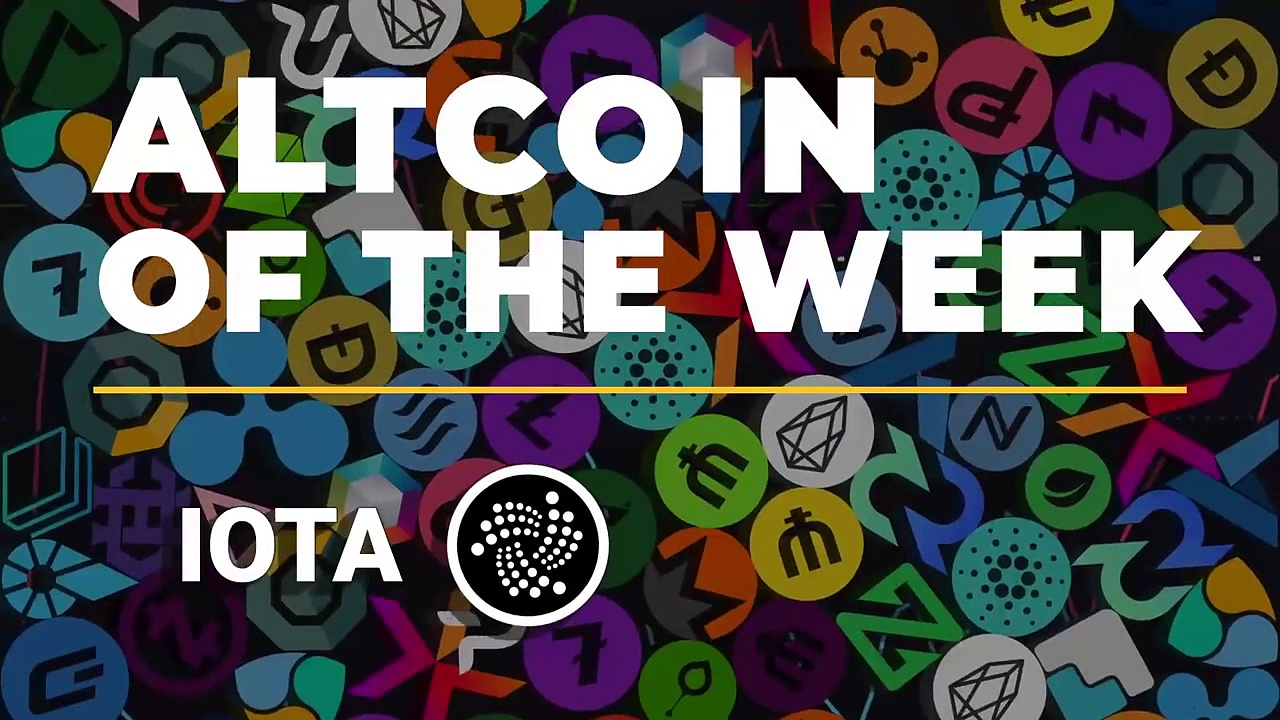 TANGLED IOTA beyond blockchain | ALTCOIN OF THE WEEK
