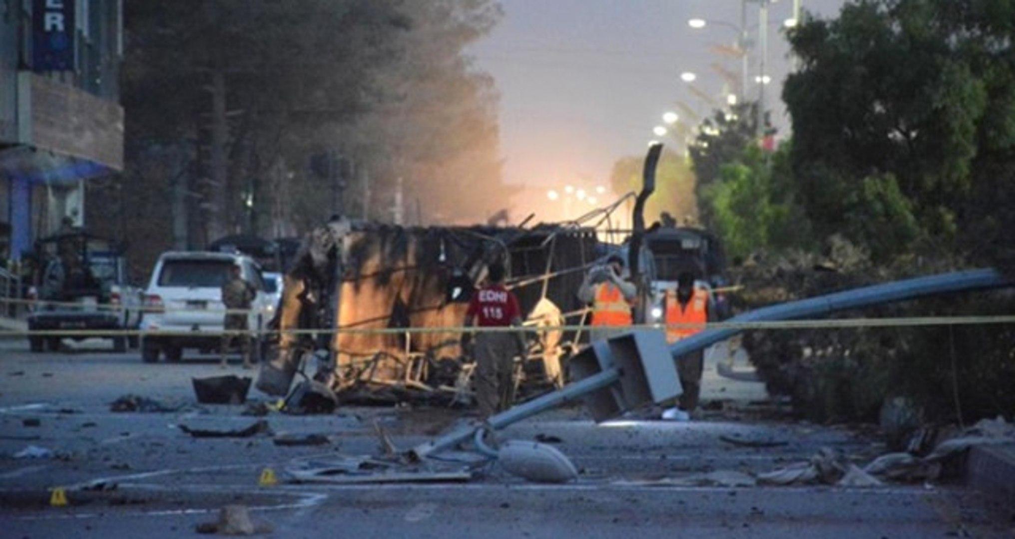 Pakistan'da İki Mitinge Bombalı Saldırı: 132 Ölü, 230'dan Fazla Yaralı