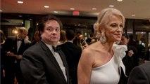 Kellyanne Conway's Husband Criticizes Trump On Twitter