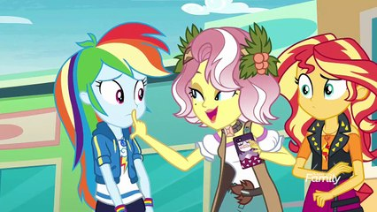 MLP Equestria Girls: Rollercoaster of Friendship HD
