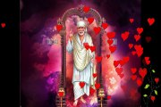 God Sai Baba Good Morning Wishes Greetings quotes messages sms images whatsapp messages #6