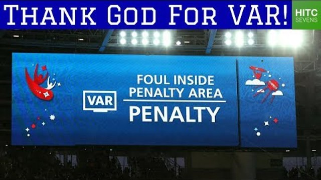7 World Cup Mistakes VAR Would Have Fixed