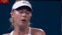Maria Sharapova VS Ana Ivanovic -Highlight 2015 F
