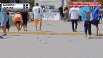 64ème QUINTAIS vs SANTUCCI :: International à pétanque de la Ville d'Ajaccio 2018