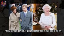 Meghan Markles hilarious Christmas present for the Queen revealed  But Prince Harrys fiance manag