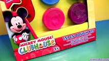 Play Doh Mickey Mouse Clubhouse Disney Junior Channel Mold a Charer by Disney Collector