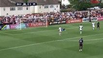 Alexandre Lacazette Goal HD - Boreham Wood 0 - 5 Arsenal - 14.07.2018 (Full Replay)