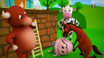 Humpty dumpty assis sur un mur | chanson de nursery | Humpty Dumpty | Kids & Baby Rhyme | Kids Song