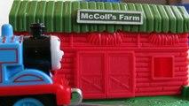 Thomas stops at McColl's Farm - Thomas the tank engine