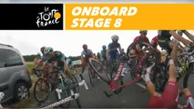 Onboard camera - Sequence of the day - Étape 8 / Stage 8 - Tour de France 2018