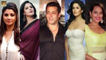 celebs who are enjoying with salman khan !!Bollywood Stars Who MESSED Up With Salman Khan And Ruined Their Career